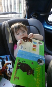 You're Never Too Young To Get Your Teeth Into A Good Book!
